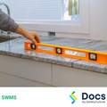 Bench-top Installation (Stone/Concrete) SWMS | Safe Work Method Statement