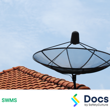 Antenna/Satellite Dish Installation SWMS 10009-6