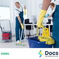 Cleaning (Offices) SWMS | Safe Work Method Statement