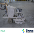 Concrete Floors (Grinding/Polishing) SWMS | Safe Work Method Statement