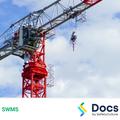 Crane Operation (Tower) SWMS | Safe Work Method Statement