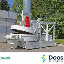 Concrete Batching Machine (Mobile) SWMS 10055-3