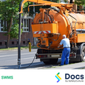Mobile Plant (Vacuum Service Truck) SWMS | Safe Work Method Statement
