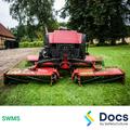 Mobile Plant (Gang Mower) SWMS | Safe Work Method Statement