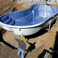 Pool Construction – Fibreglass In Ground SWMS