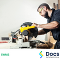 Carpentry (Internal/External Lock-Up/Fix Stage Joinery) SWMS | Safe Work Method Statement