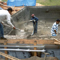 Pool Construction – Above Ground SWMS