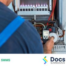 Plumbing (Gas Fitting) SWMS 10119-4
