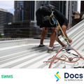 Roofing (Sheeting) SWMS | Safe Work Method Statement