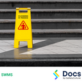 Cleaning (Public Areas) SWMS | Safe Work Method Statement