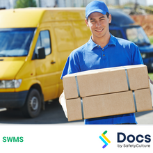 Delivery/Removal Services SWMS 10215-4