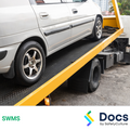 Mobile Plant (Tilt Tray Transport) SWMS | Safe Work Method Statement