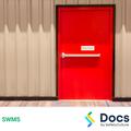Fire Door Installation SWMS | Safe Work Method Statement