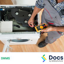 Appliance Repairs SWMS 10318-3