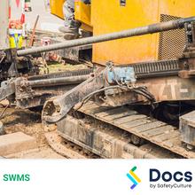 Drilling (Horizontal Directional Boring) SWMS 10317-5