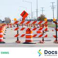 Traffic Corridor (Establish Safe Work Zone) SWMS | Safe Work Method Statement