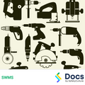 Power Tools (Handheld) SWMS | Safe Work Method Statement