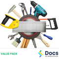 Carpentry on Construction SWMS | Safe Work Method Statement Value Pack