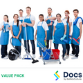 Cleaners SWMS | Safe Work Method Statement Value Pack