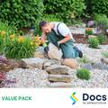 Landscaping SWMS | Safe Work Method Statement Value Pack