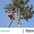 Tree Arborist Services SWMS | Safe Work Method Statement Value Pack