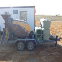 Concrete - Agitator - Trailer Mounted SWMS