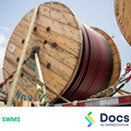 Communications (Cable Hauling) SWMS | Safe Work Method Statement