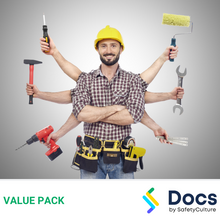 Handyman SWMS Pack 50054-6