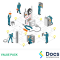 Electrician's SWMS | Safe Work Method Statement Value Pack