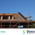 Heights (Roof Edge Protection) SWMS | Safe Work Method Statement