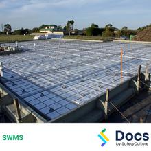 Concrete Slab (Waffle Pod Raft System) SWMS 10309-6