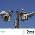 Power Pole (Removal/Installation) SWMS | Safe Work Method Statement