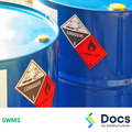 Hazardous Substances (Chemicals) SWMS | Safe Work Method Statement