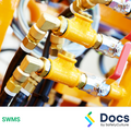 Hydraulics - Fluid Assemblies (Connections/Repair/Replace) SWMS | Safe Work Method Statement