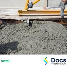 Concrete Tilt-up Panels (Precast Panels) SWMS 10399-5