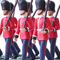 Traditional Toy Soldiers Moulds