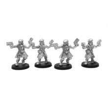 Tribes of Earth - Luthern Fusilier Troopers