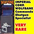 Imperial Wolfbane Commando with Mandible Shotgun