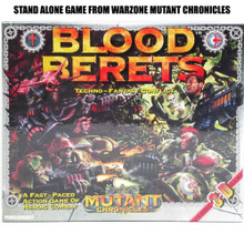 Warzone Blood Berets Board Game