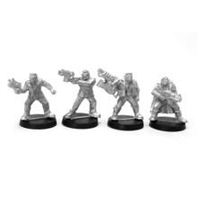 Cartel - Special Agents 4 figures