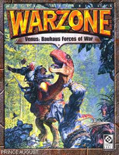 Venus: Forces of War rule book