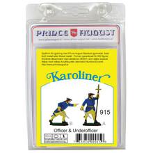 PAS915 Karoliner Officer and UnderOfficer (NCO) label