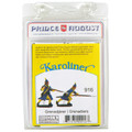 PAS916 Karoliner Grenadiers label
