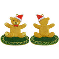 Teddy Bear Christmas Decoration