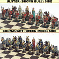 54mm Celtic Legend Chess Set
