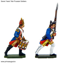 PA3104 Prussian Fusilier and Guard figures