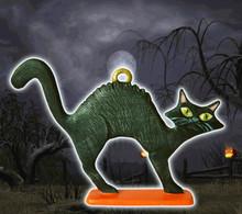 Halloween Scary Cat