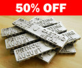 10 bars of Standard Metal - 50% OFF