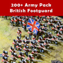 200+ Army Pack British Footguards