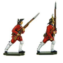 PA3111 Seven Years War Russia: Infantry Grenadier and Musketeer in Summer Uniform
